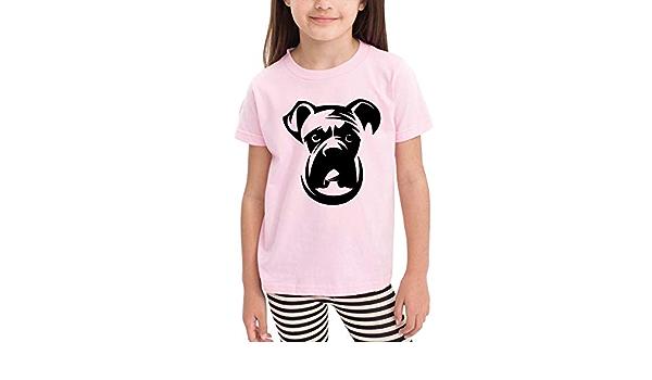 Queen Elena Boxer-Dog, Camiseta de algodón con Estampado de ...