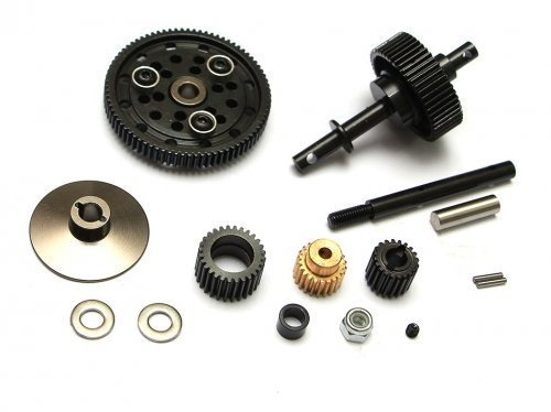 AXIAL WRAITH 90018 90020 90031 90045 Heavy Duty Steel Center Gear Set HD