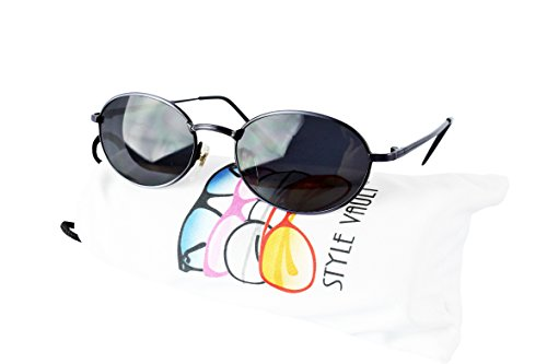 V3024-OP Style Vault Oval Round Sunglasses (M058 - Women Sunglasses Oval For