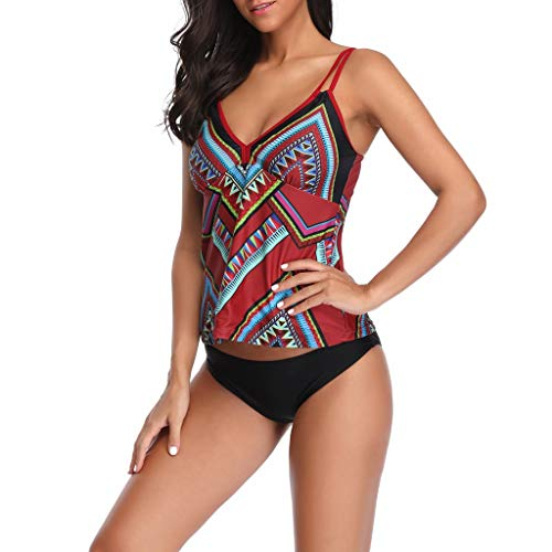 Frenum Fibre Polyester Bikini Backless Lenfesh Multicolore De Femmes Beachwears YxqCwzRZ