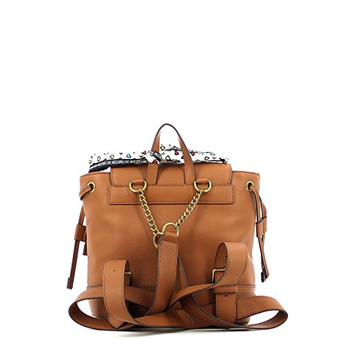 MOSCHINO Donna Backpacks JC4348PP05 Cuoio