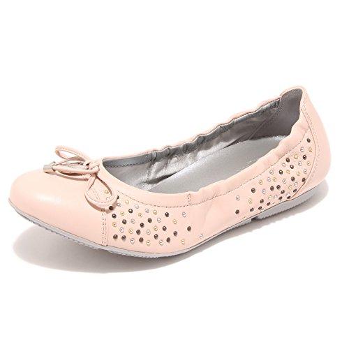 56969 ballerina HOGAN WRAP 144 scarpa donna shoes women Rosa