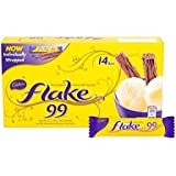 Cadbury Flake 99 Chocolate 14 per Pack 114g