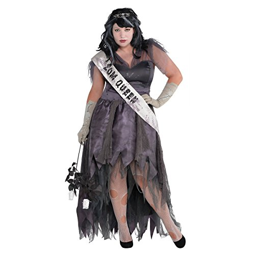 Homecoming Corpse Adult Costume - Plus Size