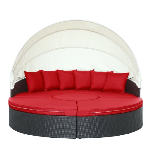lexmod-quest-circular-outdoor-wicker-rattan-patio-daybed-with-canopy-espresso-red