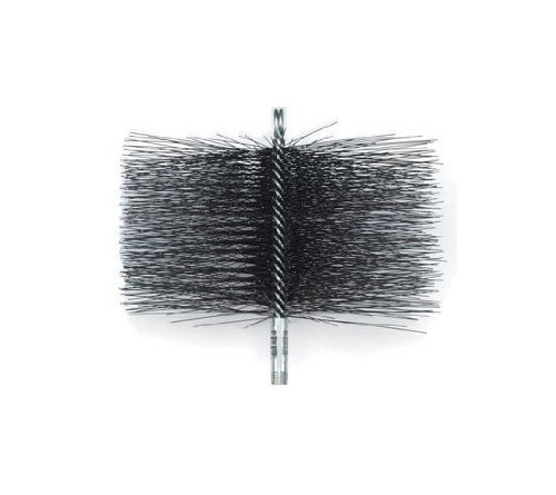 Chimney 23111 Round Flue Brush - 12 Inches