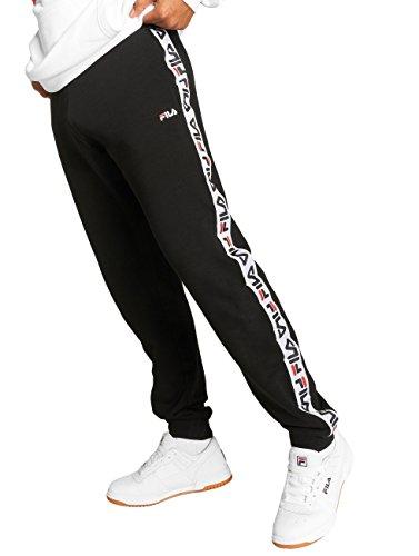 Black Line Pantalone ginnico Uomo Tape Tadeo Urban Fila Pantaloni WHqBTOxwO8