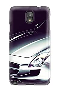 (cUaDIgT616hRFPN)durable Protection Case Cover For Galaxy Note 3(mercedes Sls Amg 35)