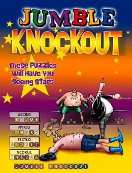 Download These Puzzles Will Have You Seeing Stars Jumble Knockout (Paperback) - Common pdf epub
