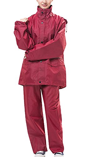 2 Piece Rainsuit Coat - 4