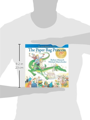 The Paper Bag Princess 25th Anniversary Edition