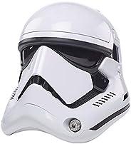 STAR WARS The Black Series - First Order Stormtrooper - Casco electrónico Premium Los últimos Jedi - Artículo