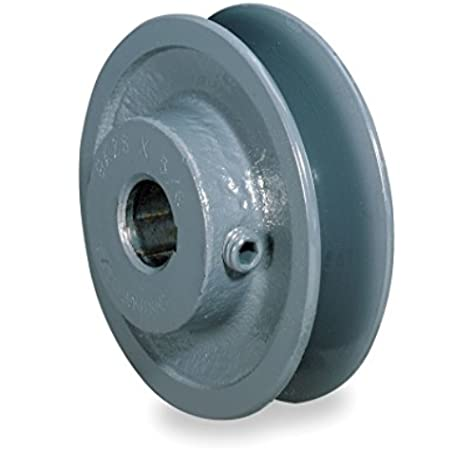 """3/"""" OD QD PULLEY without bushing AK30H AK30H SINGLE GROOVE V BELT SHEAVE PULLEY"""