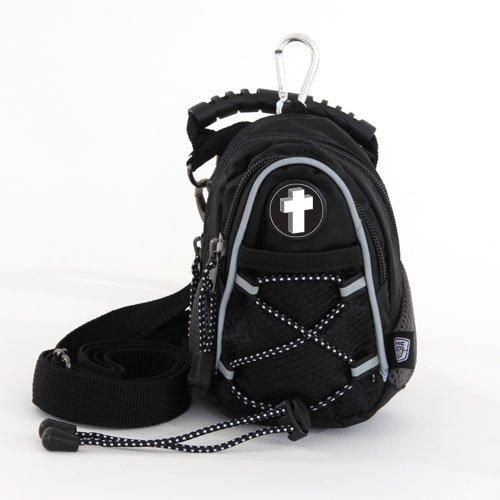 CMC Golf Cross Mini Daypack, Black