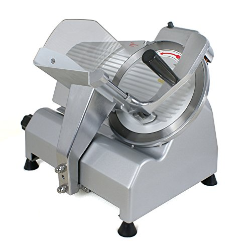 Zeny electric meat slicer 19x 16 5 inch 10 steel for Kitchen 17 delivery