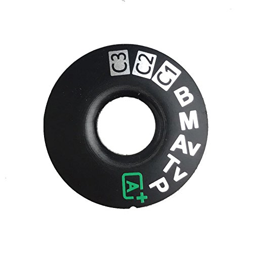 PhotoTrust Dial Mode Plate Interface Cap Replacement Part For Canon EOS 5D Mark III Digital Camera Repair