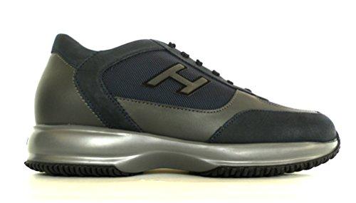 Hogan, Lord Sneaker Blauw Blu + Grigio