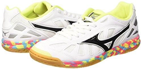 Mizuno Premium Zapatillas, Hombre blanco