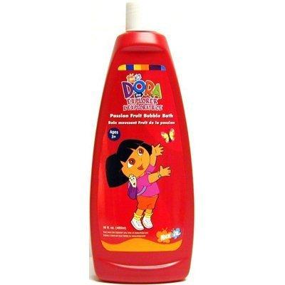 Nick Jr. Dora the Explorer Gentle Formula Bubble Bath Strawberry 16. Fl Oz