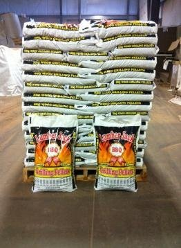 Lumber Jack 40-Pounds BBQ Grilling Wood Pellets, Maple-Hickory-Cherry