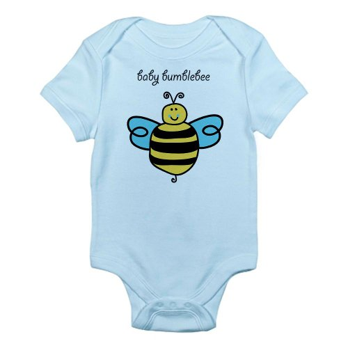 CafePress - Baby Bumblebee Infant Creeper - Cute Infant Bodysuit Baby Romper (Bumblebee Suit)