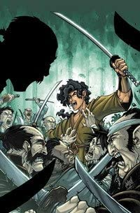 Ninja Scroll #5: J. Torres: Amazon.com: Books