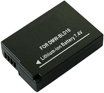 Akku Batterie Passend Für Panasonic Lumix Dmc Gf2 Kamera