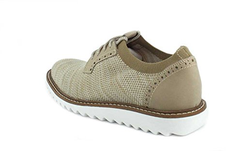 H Marbled amp; 0 Oatmeal Knit Buck Mens Oxford Dirty Toe Nubuck 2 Plain Bass 7O6R9MZfOU G Knit dTwq6d