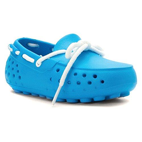 Peachy Pink//Daydream Blue Size J1 People Footwear Senna Junior Shoes