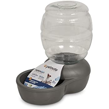 Petmate Replendish Gravity Waterer w/Microban