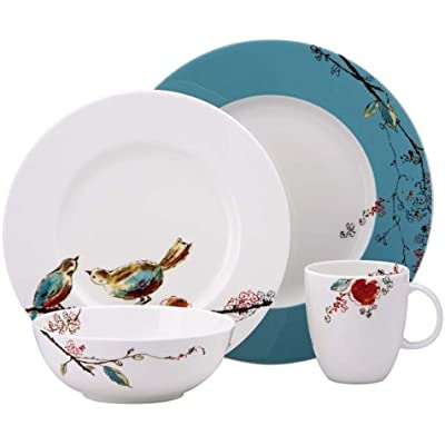 Click for Lenox Simply Fine Chirp 16-piece Set, Service for 4