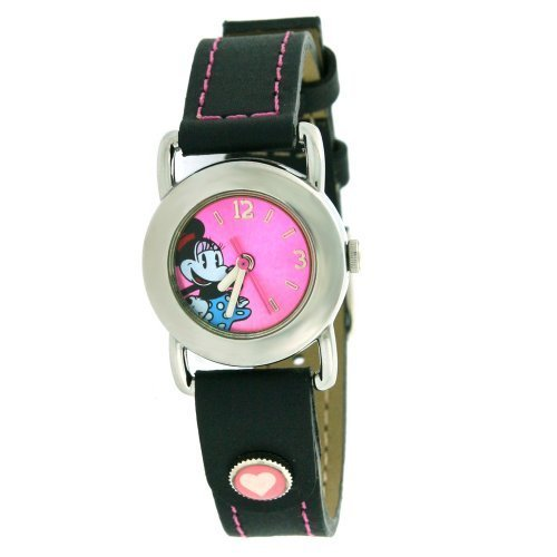 New Old Stock Disney Lorus Quartz Minnie Mouse Theme Watch
