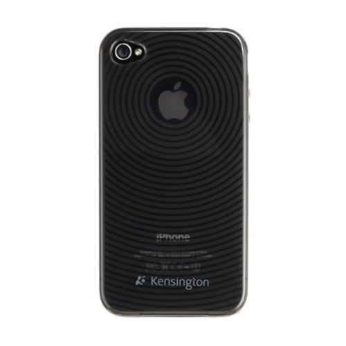 Kensington Grip Case Handytasche für Apple iPhone 4 schwarz