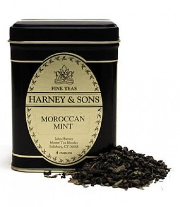 Harney & Sons Loose Leaf Tea - Moroccan Mint 4oz.