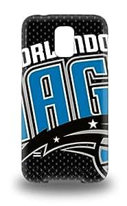 Galaxy Durable Protection Case Cover For Galaxy S5 NBA Orlando Magic