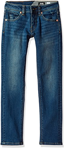 Volcom Big Boys' Solver Tapered Jeans, Dust Bowl Indigo, 22 ()