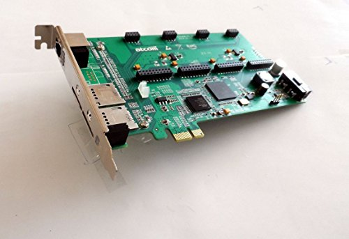 Atcom AXEGA-00 GSM Analog Hybrid PCIE Asterisk Base Card No Modules Included