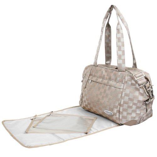 Mabyland Luxury Mini Elite Changing Bag Set (Gold) by MaByLand