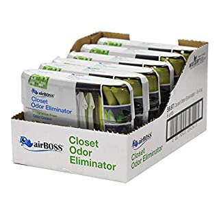 airBOSS Closet Odor Eliminator (Case of 6)