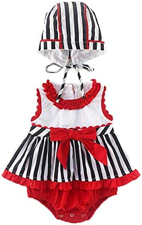 Newborn Baby Girl 1st Birthday Clothes Ruffle Romper Jumpsuit Sunsuit Outfit UK