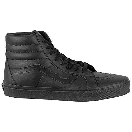 Vans SK8-HI (Reissue CLSC) Black Mono,Size 10 M US Women / 8.5 M US Men