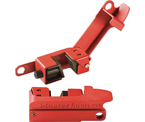 National Marker 491B Grip Tight Circuit Breaker Lockout for Tall and Wide Toggles