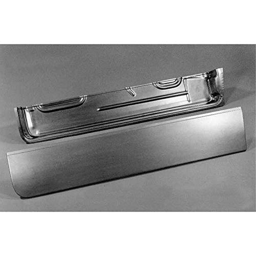 Eckler's Premier Quality Products 80255805 Chevy Door Bottom And Skin Inner & Outer 2Door Right