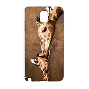 Cool-benz mother-son giraffe 3D Phone Case for Samsung Galaxy Note3