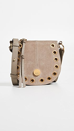 Grey Saddle Kriss by Chloe See Bag Motty Women's Small qBOa1Px