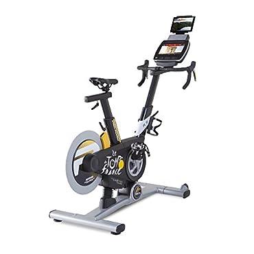 ProForm Le Tour de France Pro 5.0 Home Exercise Bike w/ Touchscreen & Bluetooth