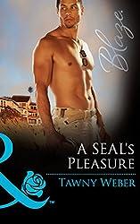 A SEAL's Pleasure (Mills & Boon Blaze) (Uniformly Hot!, Book 60)
