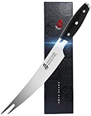 TUO German Steel Kitchen Knives Black Hawk Series……