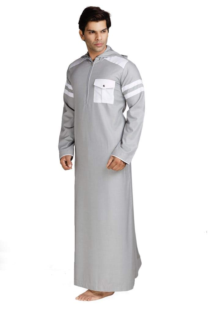 Stride Mens Thobe Kaftan by Kamani Clothing Jubba Muslim