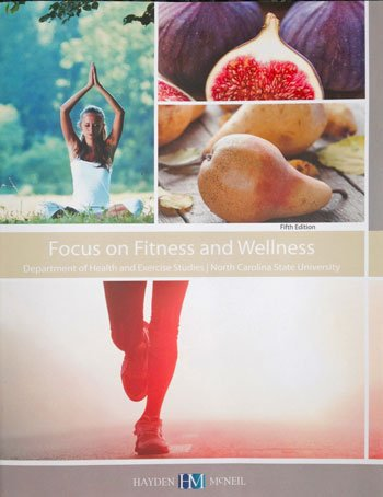 Focus on fitness and wellness department of health and exercise focus on fitness and wellness department of health and exercise north carolina state university peter koutroumpis 9780738070209 amazon books fandeluxe Choice Image